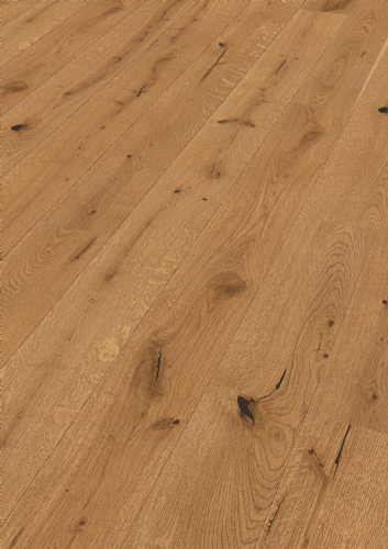 MEISTER PD200 Golden Brown Rustic Oak Longlife Parquet Engineered Wood Flooring